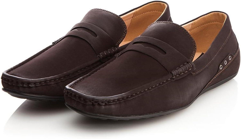 Habitaen 2018 Men Loafers Fashion Driving Shoes Men Artificial Leather Shoes Wear Comfortable Walking Shoes