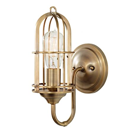 antique brass lighting craftsman style feiss wb1703dab urban renewal wall sconce lighting100 watts dark antique brass lighting 100
