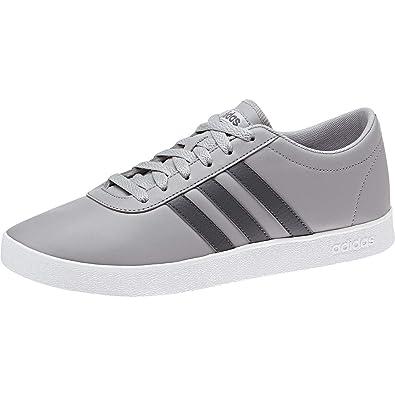 best service 79f6c edeff adidas Easy Vulc 2.0, Chaussures de Skateboard Homme, Gris LgraniGrefiv Ftwwht