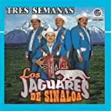 Tres Semanas by Los Jaguares De SinaloaWhen sold by Amazon.com, this product will be manufactured on demand using CD-R recordable media. Amazon.com's standard return policy will apply.