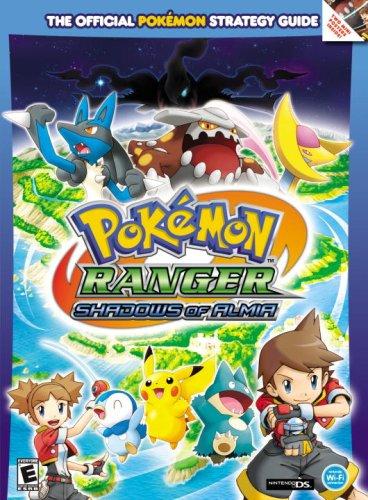 Pokemon Ranger: Shadows of Almia: Prima Official Game Guide -