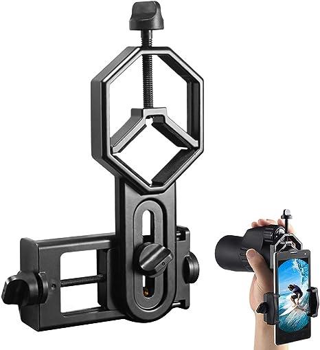 Urbetter teléfono móvil Adaptador para Compatible con diámetro de ...