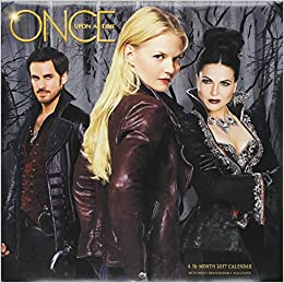 Once Upon a Time Wall Calendar