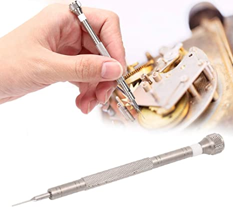 Details about  /Watch Camera Mobile Repair Tool Screwdriver 0.6mm-2.5mm Flat Tip with Base 9315V