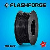 FLASHFORGE 3Dプリンター CreatorPro クリエイタープロ 専用 ABS フィラメント 【日本正規代理店】 (ブラック)