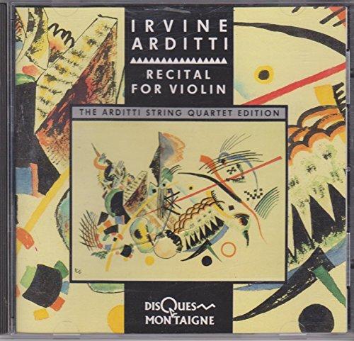 Irvine Arditti: Recital for - Irvine Malls