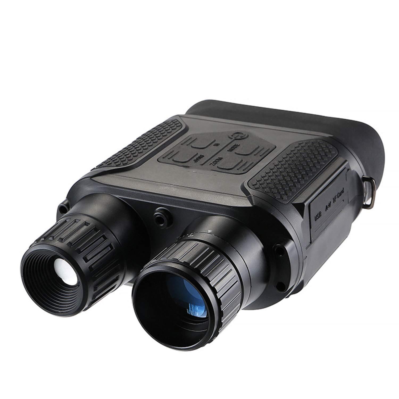 YAMADIE Widescreen Infrared Night Vision Binocular Digital Telescope Zoom HD Night Vision Goggles by YAMADIE
