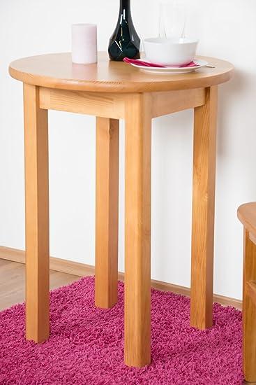 Mesa madera maciza de pino maciza Aliso Colores junco 234 a ...