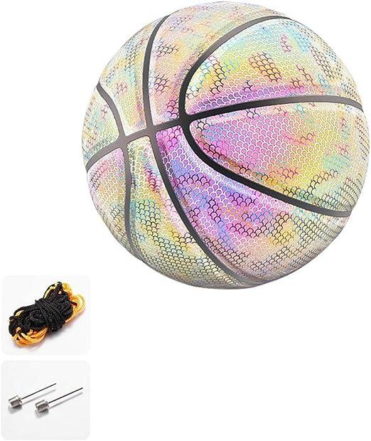 Finelyty Baloncesto estándar con Talla 7, Bola de Baloncesto ...