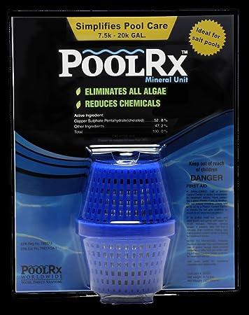 Pool RX Algaecide Treats