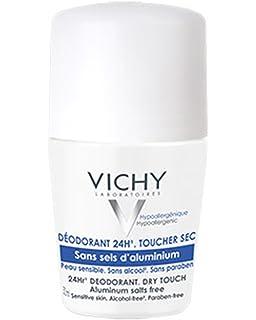 Vichy Tratamiento Desodorante 24h Sin Sales de Aluminio 40 ml