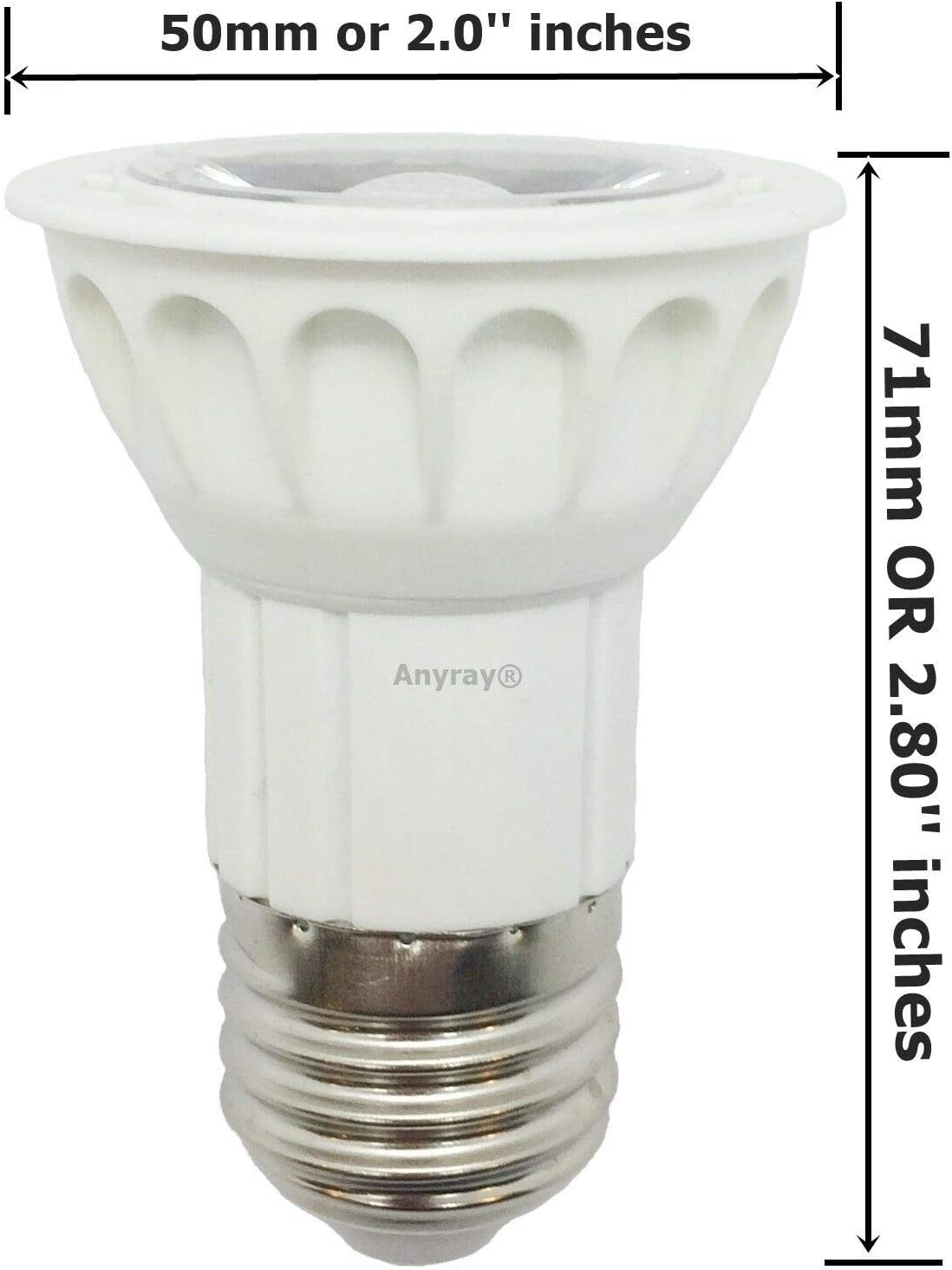 LED Replacement for Range Hood Halogen Light Bulb AP3203068 WB08X10028 50W 120V