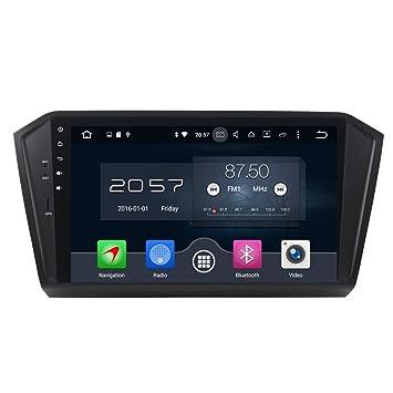 Android 6.0 coche Multimedia GPS Navi para Volkswagen Passat ...