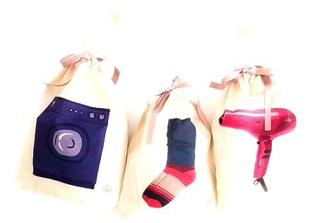 bebagbag Pack bolsas para viajeras. Perfecto para organizar ...