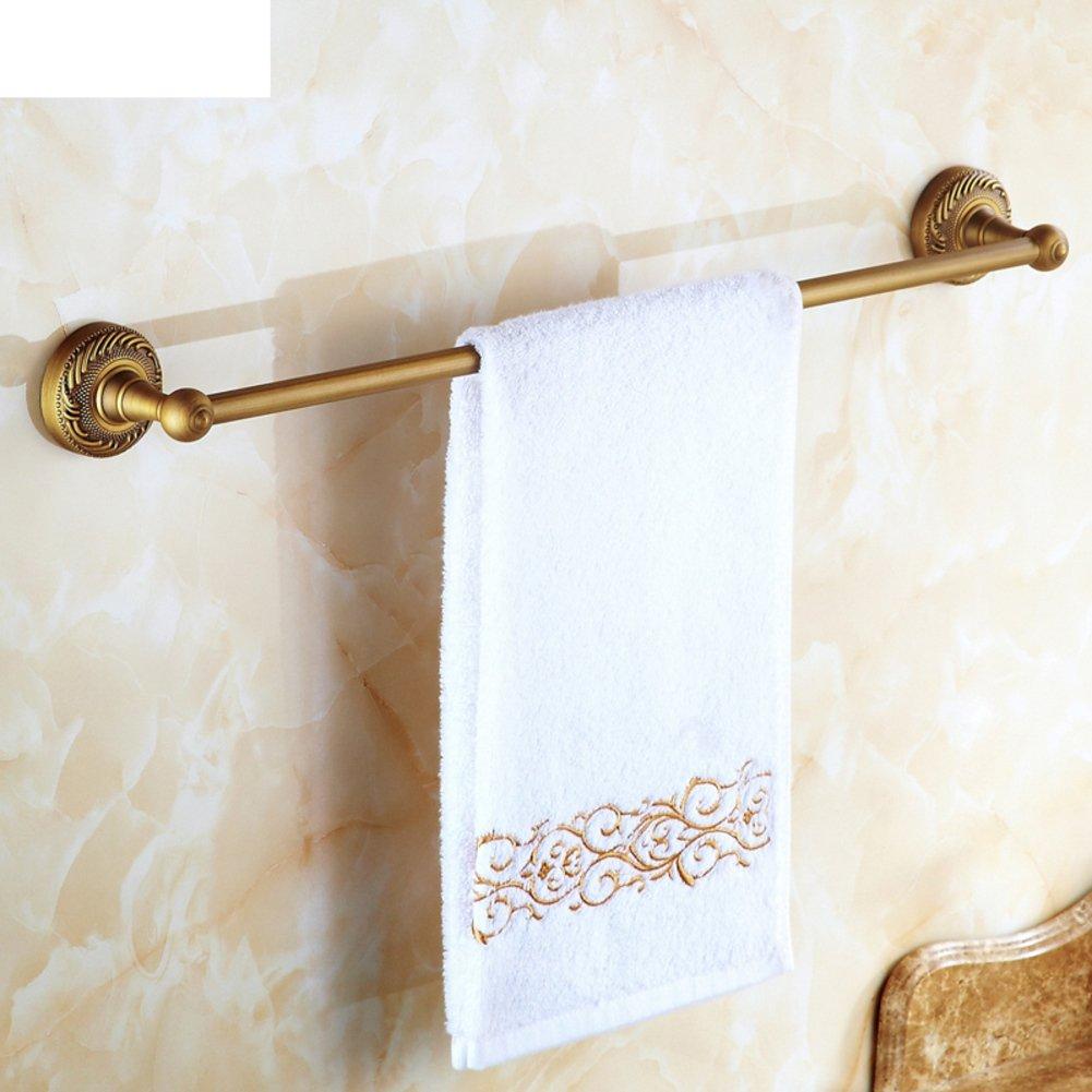 Antique-style Towel rack/Towel Bar/Copper Towel Bar/Retro bathroom accessories/Towel Bar-A low-cost