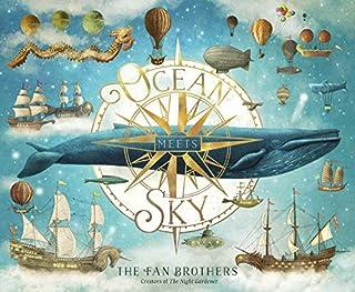 Book Cover: Ocean Meets Sky