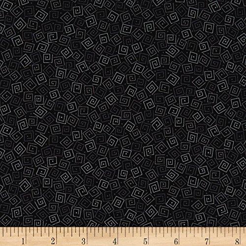 QT Fabrics Basics Harmony Cotton Squares Blender Yard, (Cranston Print Fabric)
