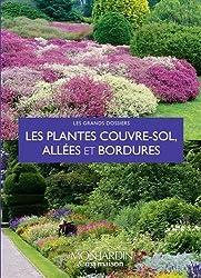 Les plantes couvre-sols, allées et bordures