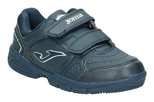 JOMA W.SCHOOL-703 Zapatilla 2 VELCROS Unisex-NIÑOS: Amazon.es: Zapatos y complementos