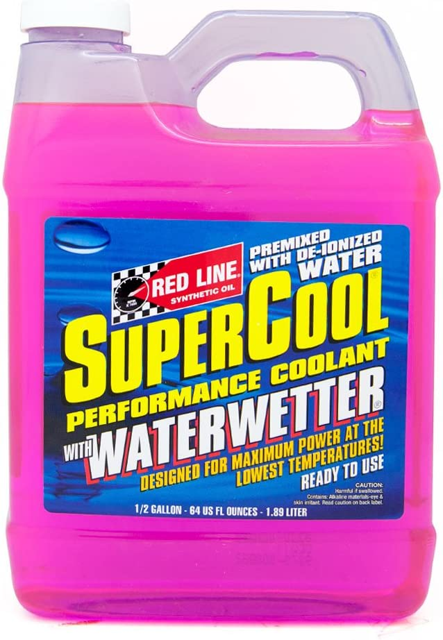 Red Line 80205 Supercool, 1/2 Gallon, 1 Pack