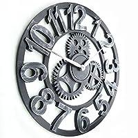 "16"" Round Wall Clock, Antique Handm..."