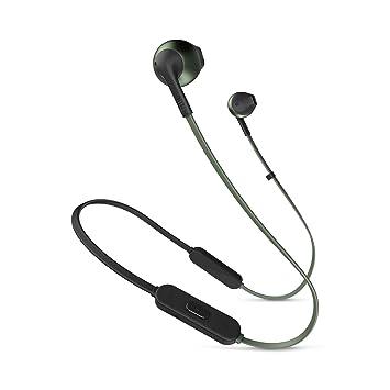 JBL Tune 205BT Dentro de oído Binaural Inalámbrico Negro: Amazon.es: Electrónica