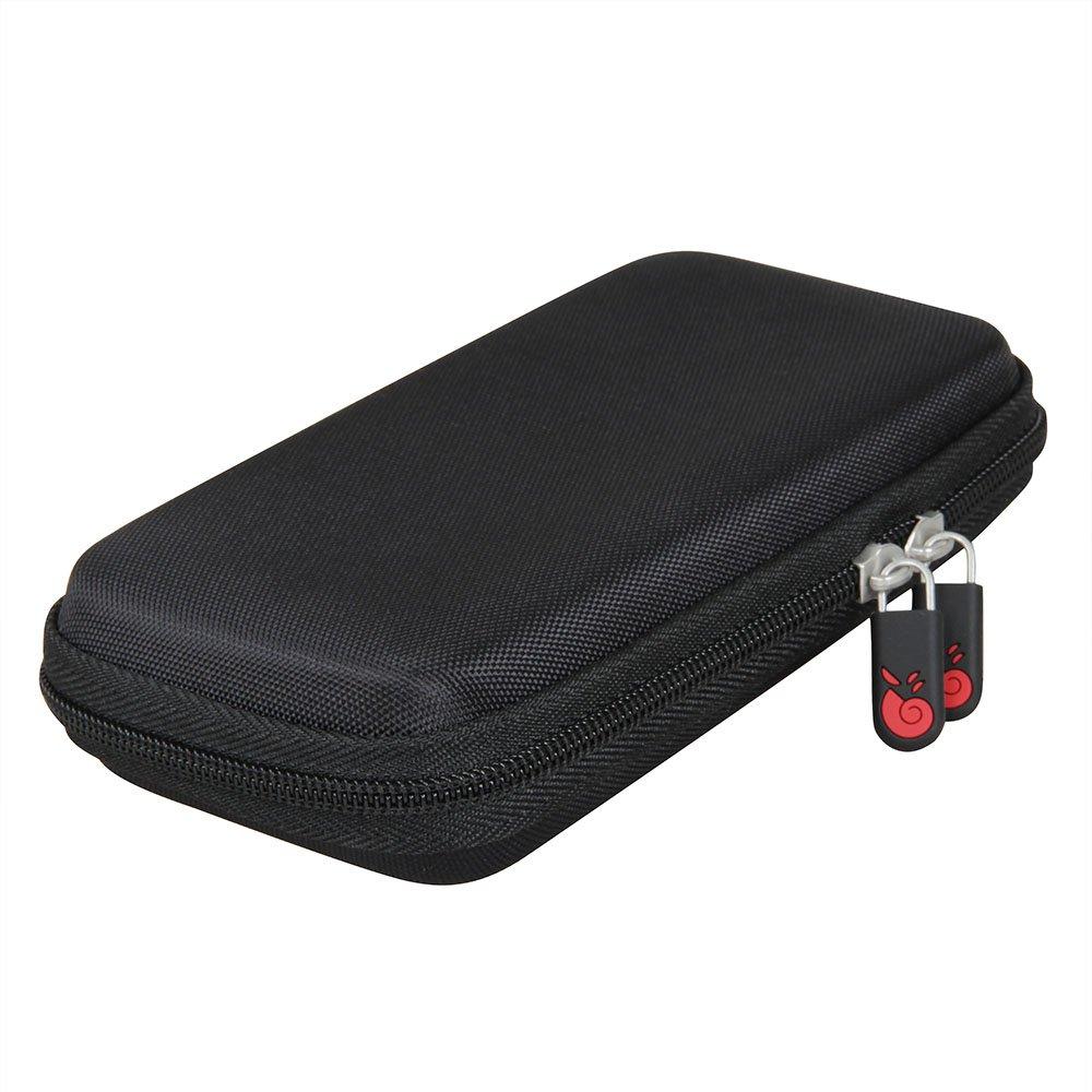 Hard EVA Travel Case for Anker PowerCore Slim 5000 Portable Charger Ultra Slim 5000mAh External Battery by Hermitshell