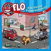 Löwenalarm in Plätscherbach (Flo, das kleine Feuerwehrauto 10) | Christian Mörken, Nathalie Schumann