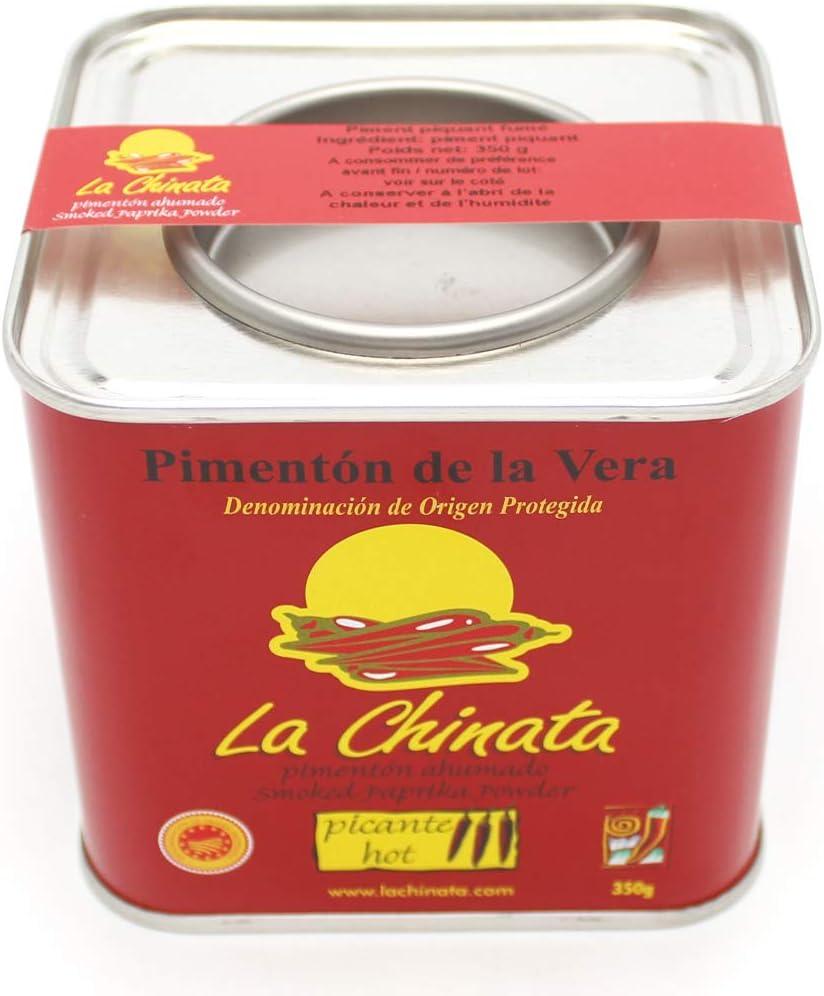 La Chinata Pimentón Ahumado Picante - 350 g