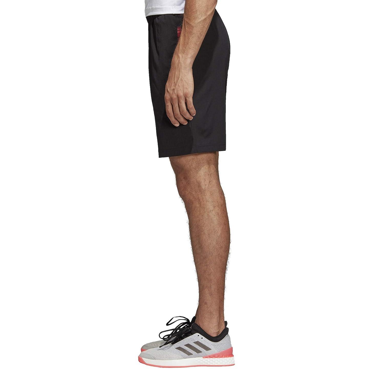 Hombre adidas Mcode 9 Pantal/ón Corto de Tenis
