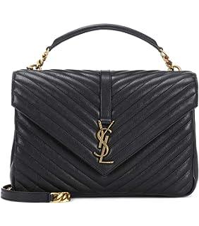 5cd8c993040 Saint Laurent Loulou Monogram YSL Large Quilted Shoulder Tote Bag ...