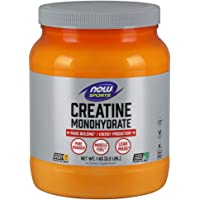 Now Foods Sports, Creatine Monohydrate, Pure Powder, 1kg