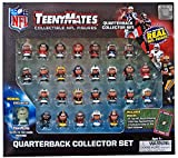 The Party Animal TennyMates Collectible NFL Figures Quaterback Set