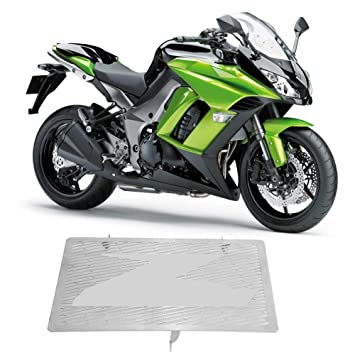 Motorcycle Radiator Side Guard Grill Grille Cover Protector ...