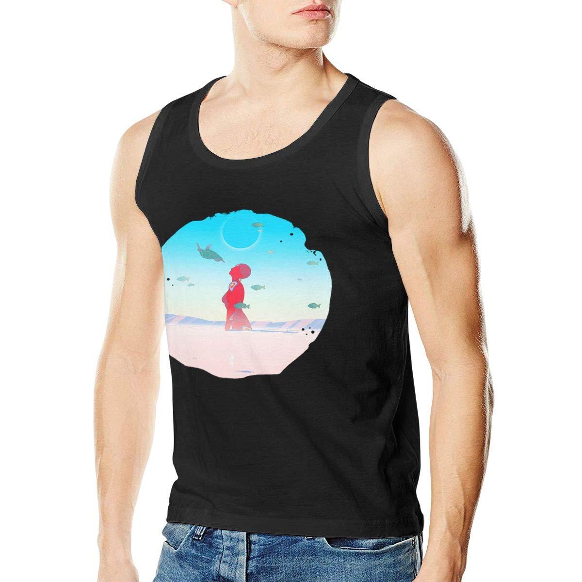 Dirty Heads Swim Team Man Sports Comfort Sleeveless Tank Vest Tee