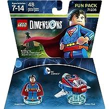Warner Bros Lego Dimensions Superman Fun Pack - DC Superman Fun Pack Edition