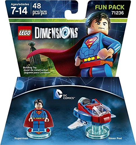 Superman Products : DC Superman Fun Pack - LEGO Dimensions