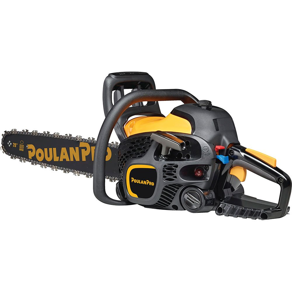 6. Poulan Pro 967061501 -<strong> Affordable Gas Chainsaw</strong>