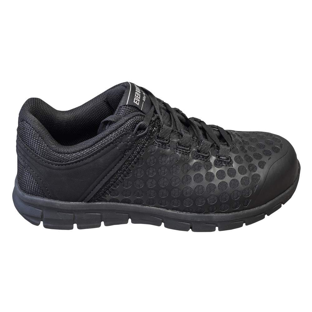 EVER BOOTS Alloy Steel Toe Men/'s Safety Work Industrial and Construction Shoe Slip Resistant Lightweight