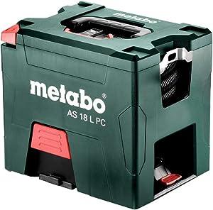 Metabo- 18V HEPA Vacuum Bare (602021860 18 Pc Hepa Bare), Vaccuums