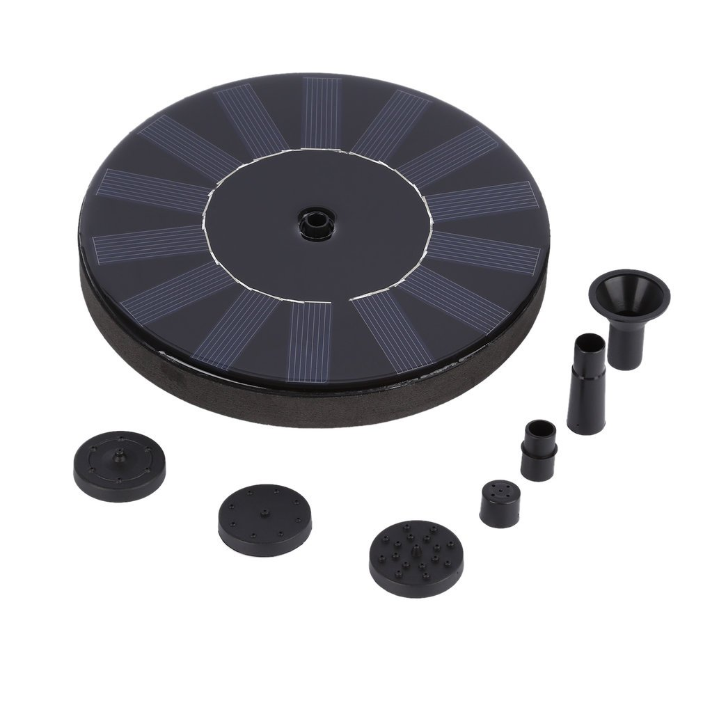 Plants Watering Power Fountain Pool,AxiEr Solar Panels For House In Your Garden Pond 7v Floating Water Pump Solar Panel For Homes Garden Plants Watering Power Fountain Pool