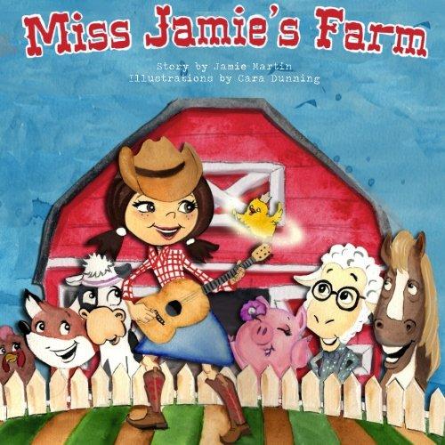 Download Miss Jamie's Farm Book pdf