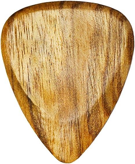 Tonos de madera TIMT-SUM-1 púa para guitarra: Amazon.es: Instrumentos musicales
