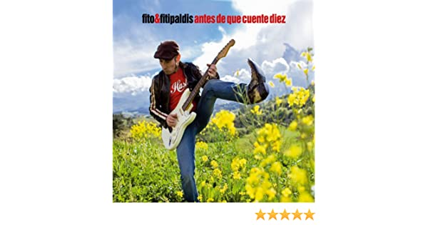 Antes De Que Cuente Diez by Fito y Fitipaldis on Amazon Music - Amazon.com