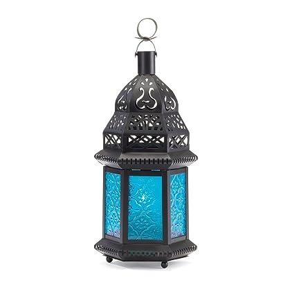 Moroccan Lantern Lamps