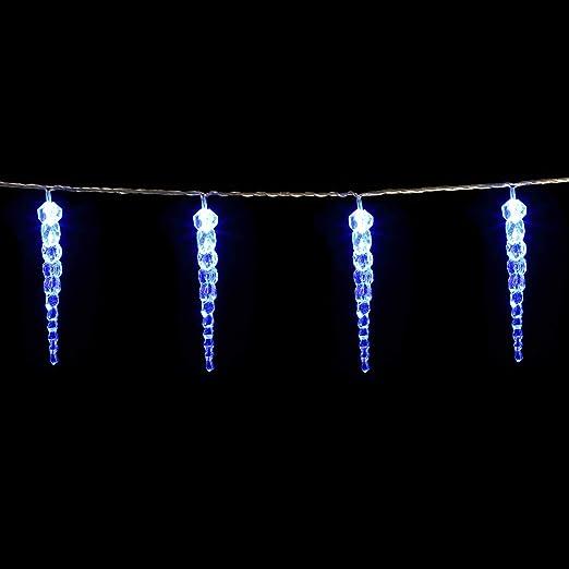 Guirlande noel stalactite