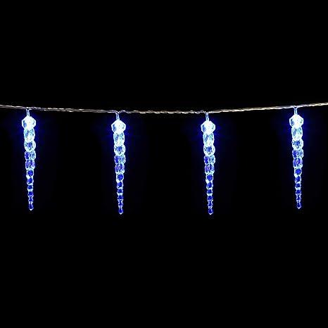 Lichterkette 180 LEDs Lichterketten kaltweiß//warmweiß innen außen 8 Funktionen
