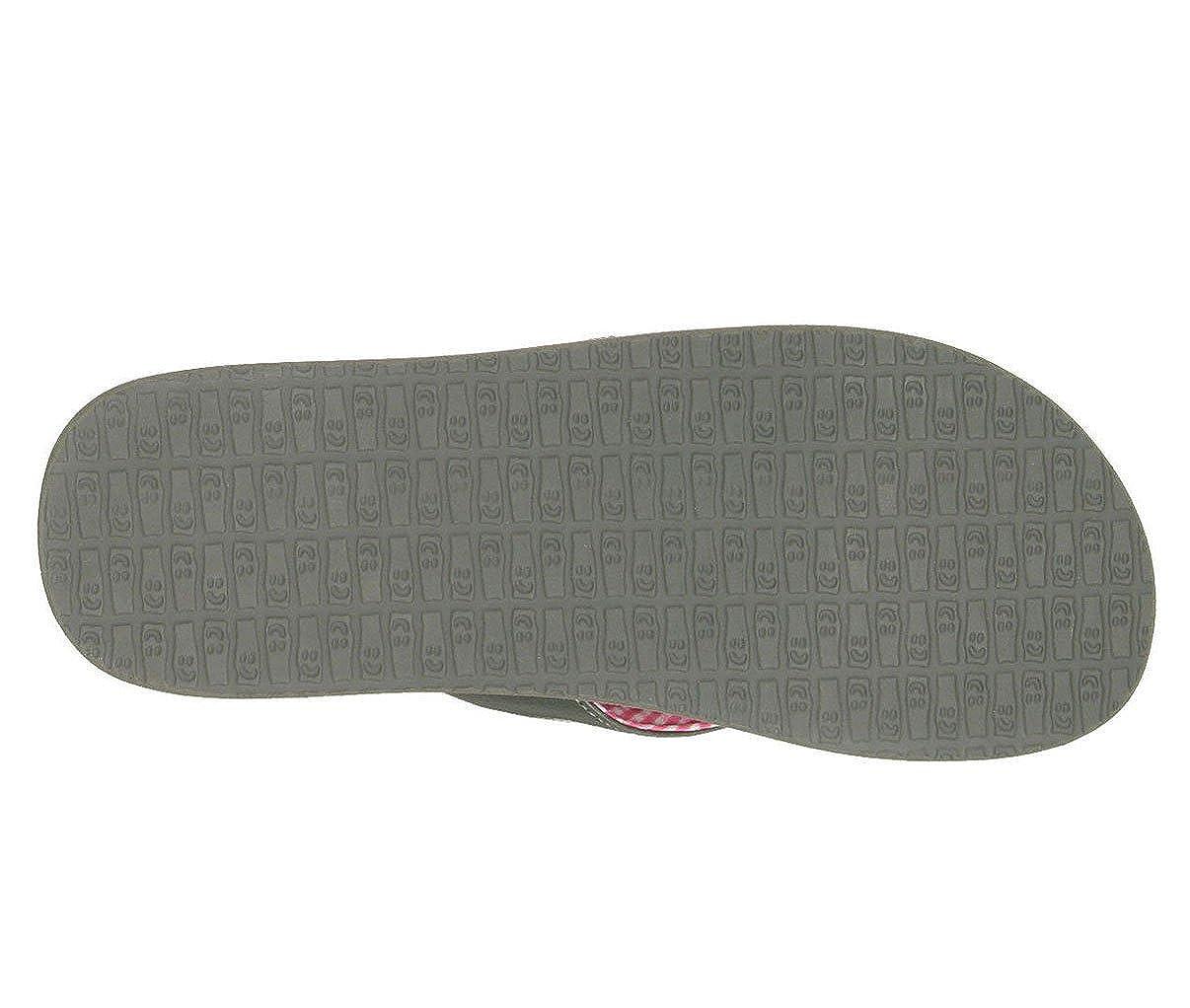 Sanuk Damen Yoga Yoga Yoga Mat Zehentrenner weiß Pointure  c7375f