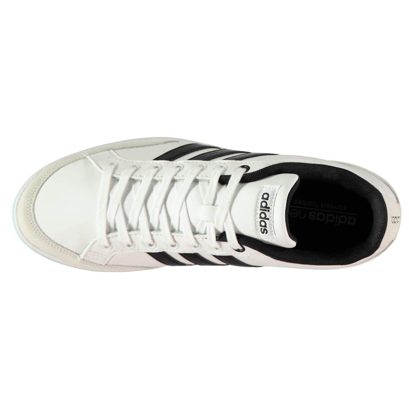 buy online 1b24c a5b95 adidas CAFLAIRE LO BB9705 Unisex-Adult Sports Shoe, White 13.5 UK  Over-Size  Amazon.co.uk  Shoes   Bags