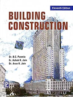 Building Construction By Sushil Kumar Book Pdf